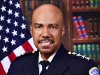 Robert J. Contee headshot