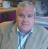 Dennis Ahern headshot